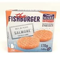 2 Burger Salmone