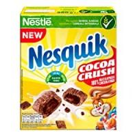 Nesquik Cocoa Crush Fagottini di Cereali Integrali con Ripieno al Cacao