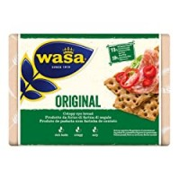 Wasa Original, Fette di Pane di Segale Croccante
