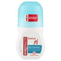 Borotalco Deodorante Roll-On Active Blu