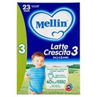 Mellin latte Crescita 3