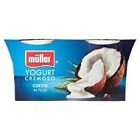 müller Yogurt Cremoso Cocco in Pezzi