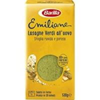 Barilla Le Emiliane Lasagne Verdi Pasta all'Uovo