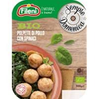 Fileni Polpette Con Spinaci Bio
