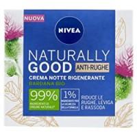Beiersdorf Nivea Crema Notte Anti Rughe Naturally Good 50Ml - 1044.4 g