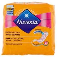 Nuvenia - Assorbenti Ultra Sottili, Secure Fit - Confezione da 16