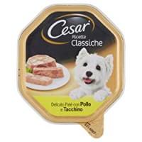Cesar Ricette Classiche Pollo Tacchino