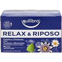 Equilibra Tisana Relax e Riposo