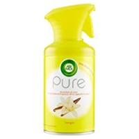 Airwick Profumatore per Ambienti, Spray Pure, Confezione da 1 Spray, fragranza Vaniglia - Spray da