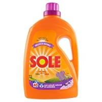 Sole Detersivo Liquido Per Lavatrice, Freschezza Naturale, 40 Lavaggi