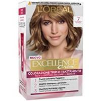 L'Oréal Paris Tinta Capelli Excellence, Copre i Capelli Bianchi, Colore Ricco, Luminoso e a Lunga Durata