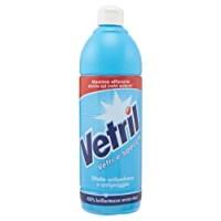 Vetril Squeeze Detergente Vetri e Specchi, Multisuperficie, con Azione Antipolvere e Antipioggia per una Brillantezza Senza Aloni