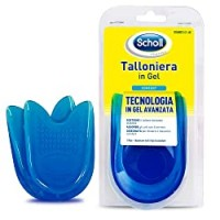 Scholl Talloniera Comfort in Gel, Large
