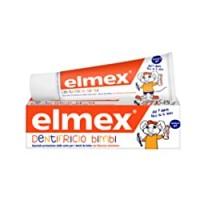 ELMEX Dentifricio Bimbi 0-6 Anni, Con Concentrazione Ridotta di Fluoruro Amminico Per Proteggere I Denti Dei Bambini, Anticarie
