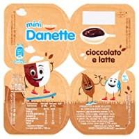 Danette Mini Cioccolato E Latte