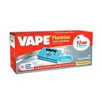 Vape Piastrine Invisible, Protezione contro le Zanzare, Inodore, fino a 12 Ore