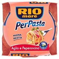 Rio Mare per Pasta, Tonno, Aglio, Olio e Peperoncino