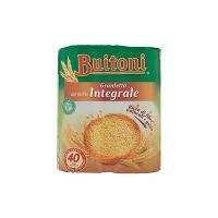 Buitoni - Fette Biscottate, Con Farina Integrale