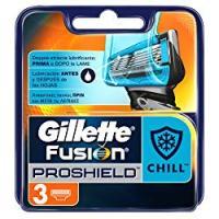 Gillette, Fusion ProShield Chill xx lame ricarica