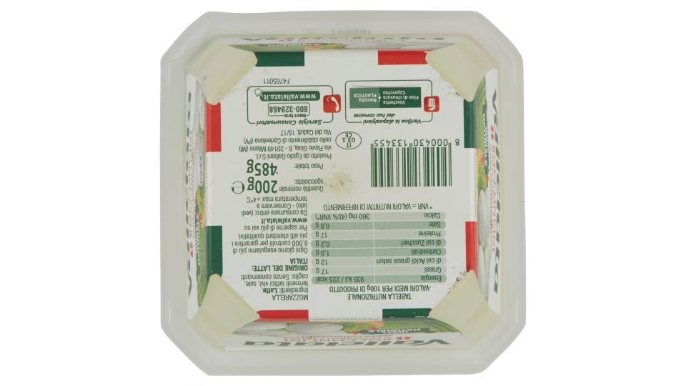 Vallelata bocconcini di mozzarella