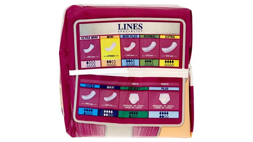 Lines, Specialist Mini