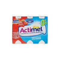 Actimel 0 Fragola