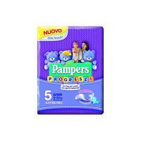 Pampers Progressi Pannolini Junior, Taglia 5 (11-25 kg)