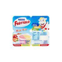 Frùttolo - Maxi Duo Fragola Vaniglia