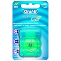 Oral-B, Satin Tape, nastro interdentale menta