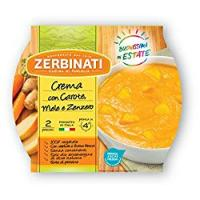 Zerbinati, Crema con legumi germogli e zenzero