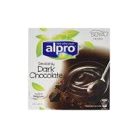 Alpro Soya dessert dark chocolate