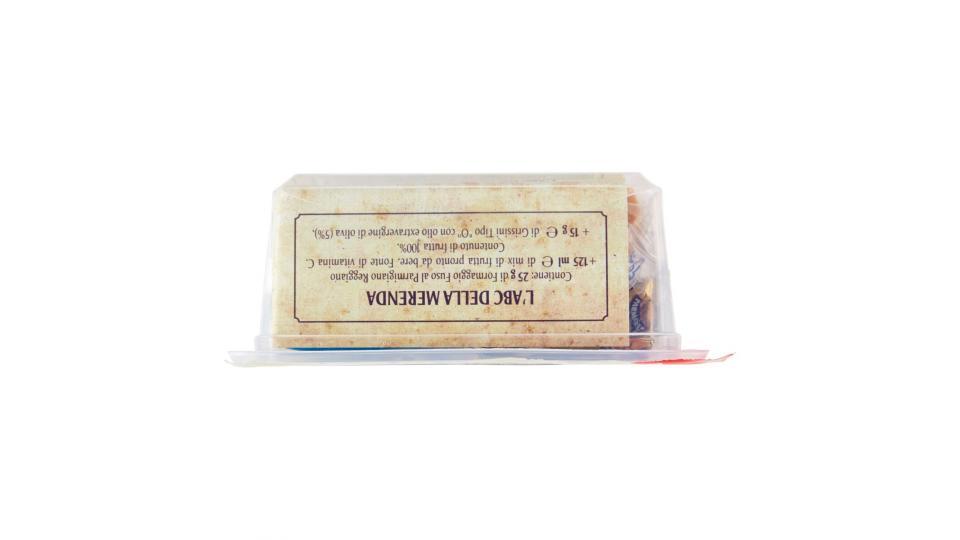 Parmareggio Abc della merenda con reggiano