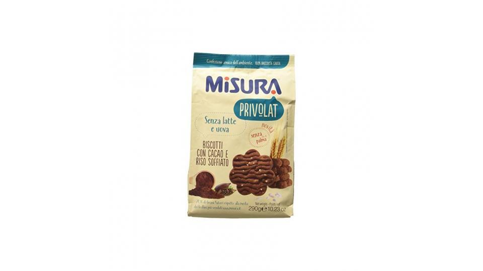 Misura Privolat Biscotto Cacao | Dolci, Snack e Cioccolato | Prezzo ...