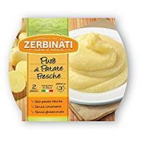 Zerbinati, Purè di patate fresche