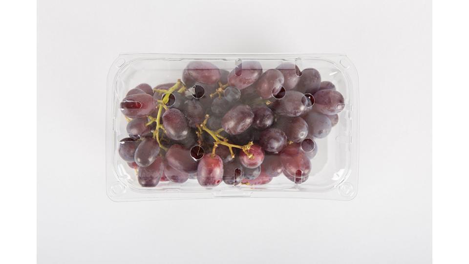 Uva rossa senza semi