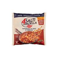 4 Salti in Padella Findus - Pappardelle al Ragu' di Cinghiale