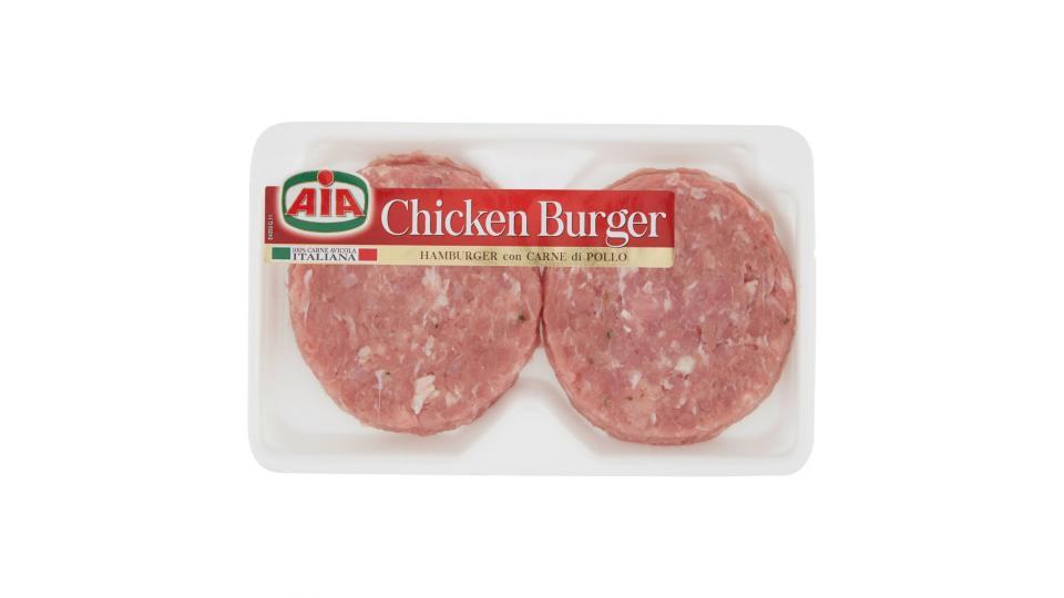 Aia hamburger di pollo