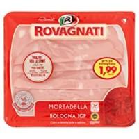 Mortadella Bologna IGP con pistacchio
