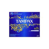 Tampax Blue Box Regular