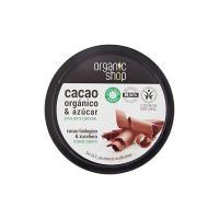 Scrub efoliante corpo al Cacao biologico & Zucchero Organic Shop
