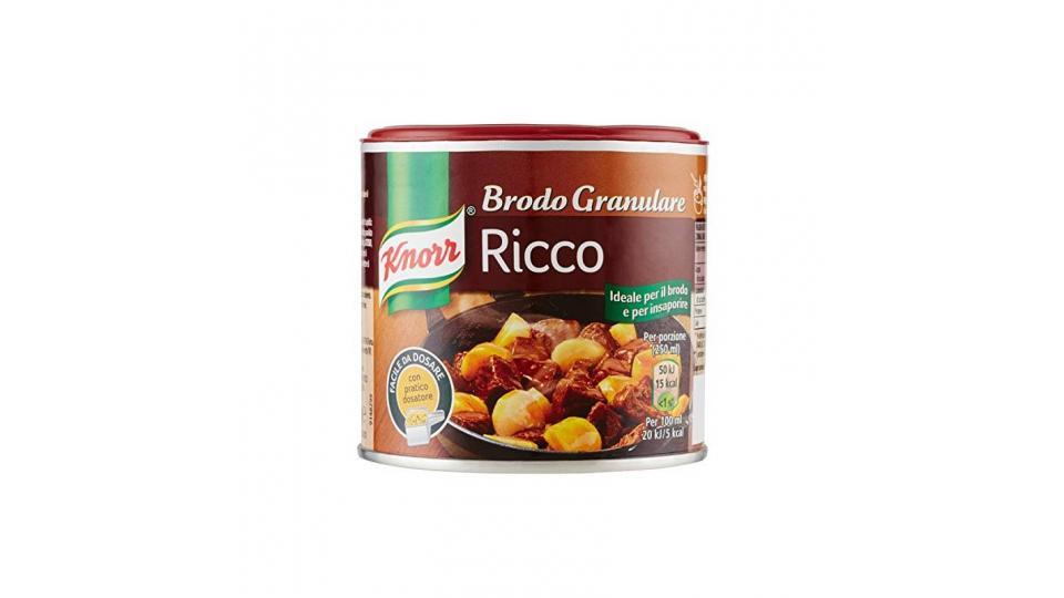 Knorr brodo granulare ricco