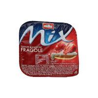 Müller Mix Yogurt Bianco più Fragole