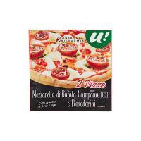 Pizze mozzarella di Bufala Campana D.O.P e pomodorini U! Confronta & Risparmia