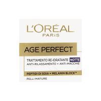 L'Oréal Paris Age Perfect Crema Viso Re-idratante, Notte