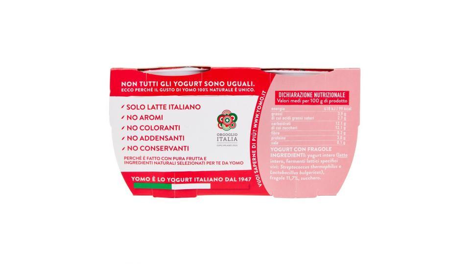 Yomo 100% Naturale fragole