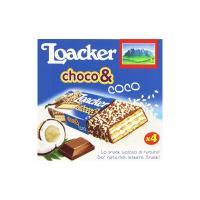 Loacker Choco & Coco Gr.22X4