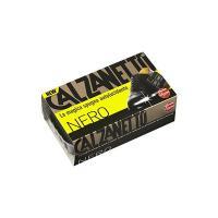 Calzanetto Spugna, Nero