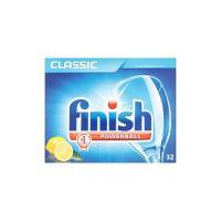 Finish Power Detergente 32 Tabs Lemon