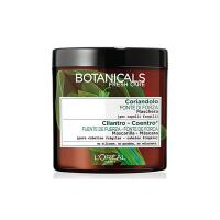 L'Oréal Paris Botanicals Coriandolo Fonte di Forza Maschera per Capelli Fragili, 200 ml, Senza Siliconi, Senza Parabeni, Senza Coloranti