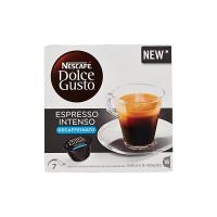 NESCAFÉ DOLCE GUSTO ESPRESSO INTENSO DECAFFEINATO Caffè espresso decaffeinato